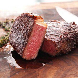 Biefstuk en vlees