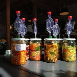 Potten kimchi